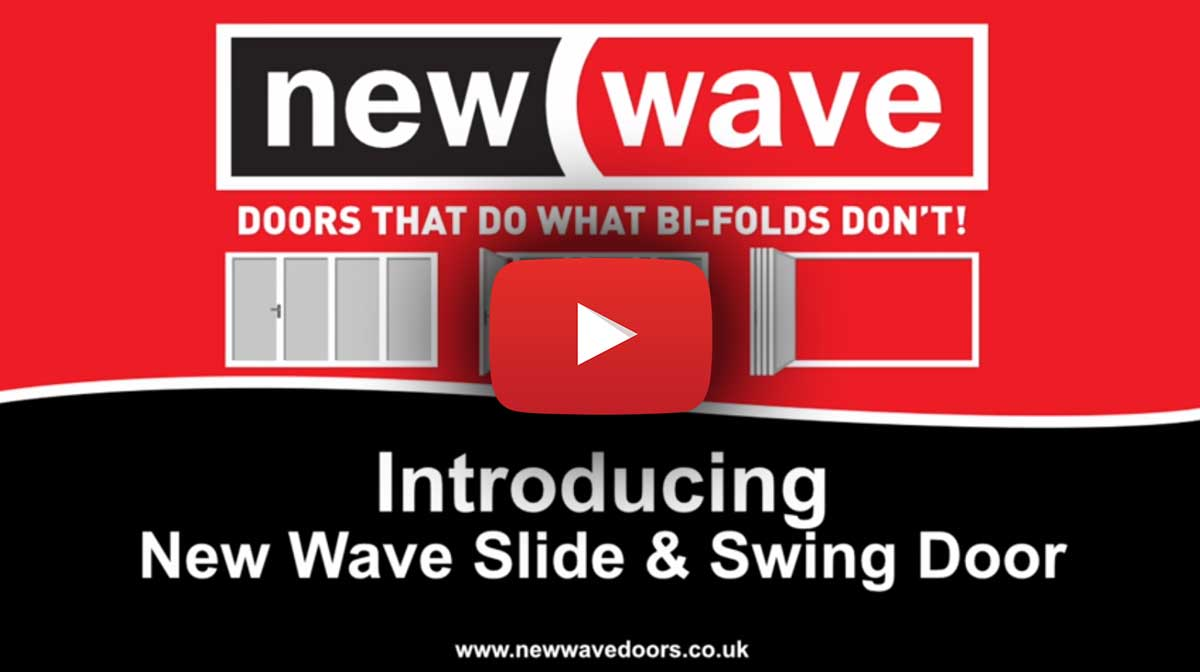 New Wave Slide & Swing Door