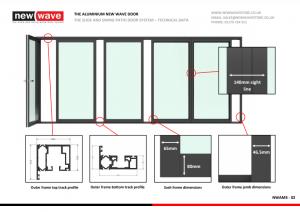 Slide & Swing Aluminium Patio Doors