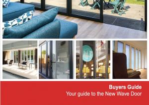 New Wave Doors Buyers Guide